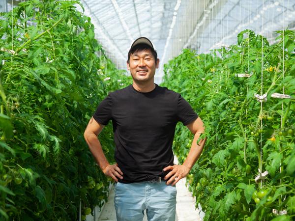 石川県小松市 本田農園代表