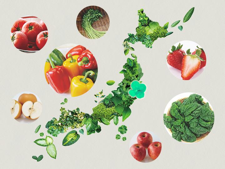 宮城県の農業
