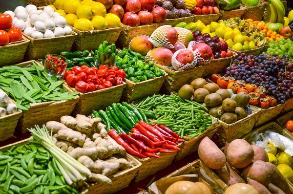 採れたての新鮮で安全・安心な野菜を低コストで提供