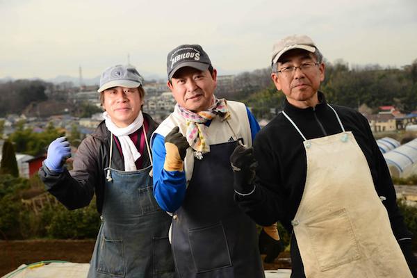 早期退職で未経験の3人が農業にチャレンジ【家族説得編】