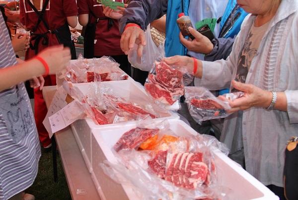 ほんべつ肉祭り 2017