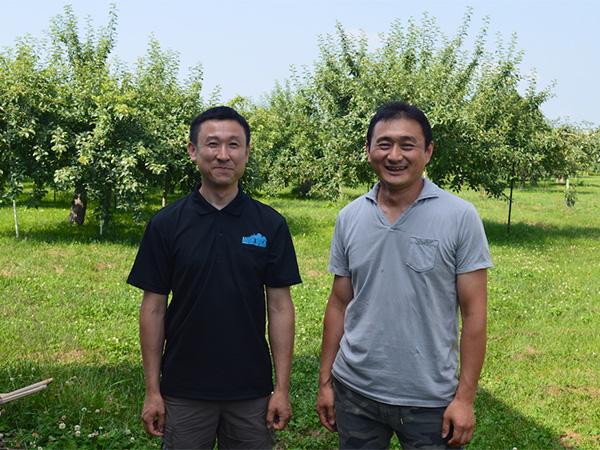 弘前の未来を担うリンゴ農園に。<br/>マイナススタートを乗り越えるために。