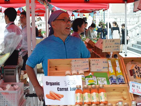 福島から見つめる日本の農業のあり方・がんばろう福島、農業者等の会代表齊藤登さんインタビュー[2/3]