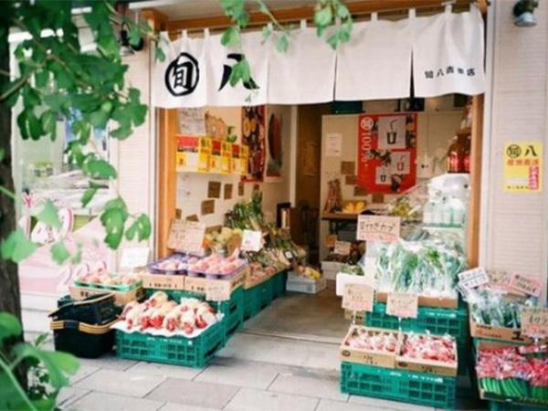 鮮度抜群!適正な価格で野菜が都心で買える話題の八百屋「旬八青果店」