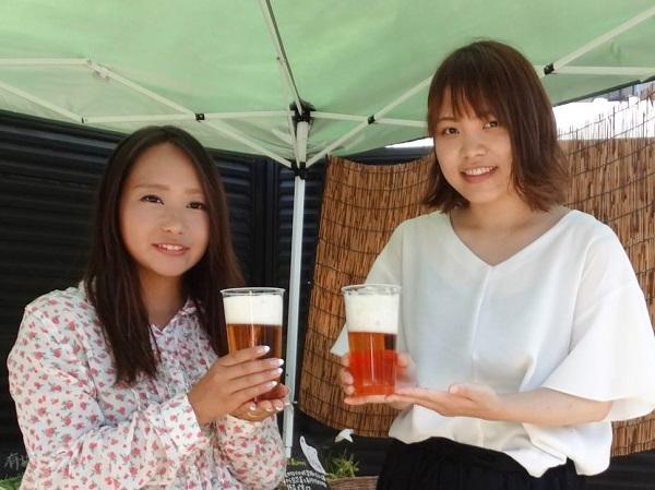 """農業女子とビールで乾杯!vol.1:  宣伝はInstagram! 流行もバッチリ抑えた""""イマドキ""""農業女子が目指す人と人との絆とは"""