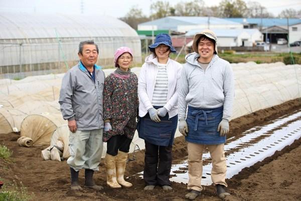 週末農業から兼業農業へ「会社員×農業」という働き方