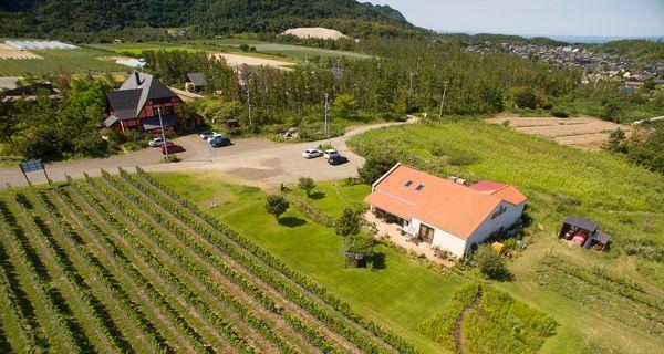 新潟の個性あふれるワインを作る