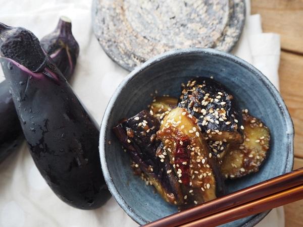 簡単で美味しい『なすの鍋しぎ』レシピ