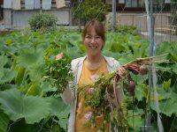 子育てしながら畑はできる。<br/>無農薬のおいしい野菜にかける想い。