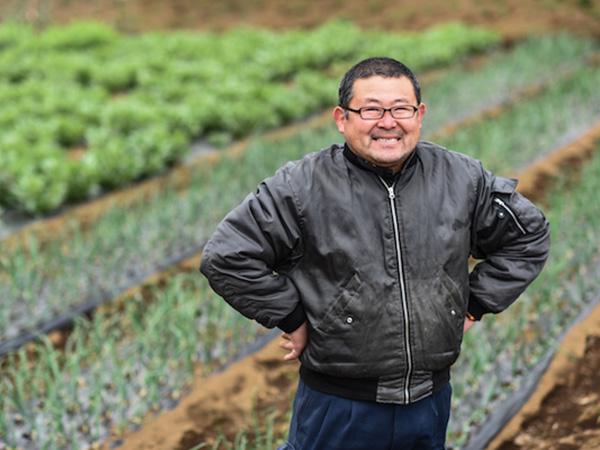ライバルは父!老舗農家の12代目が挑む多品目農業【ファーマーズファイル:平本貴広】