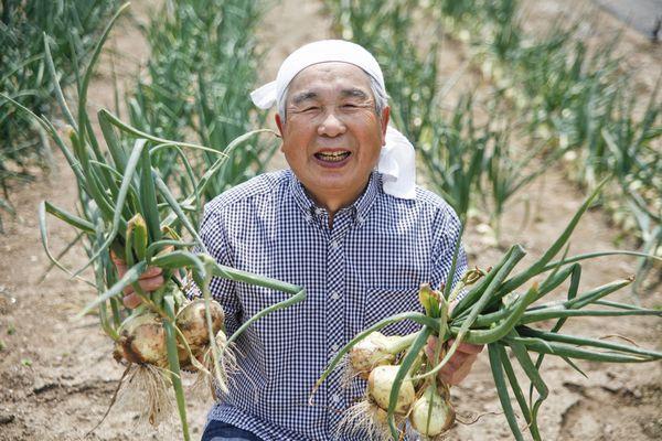 農業従事者の男性は約8年も長生き!「農業者は長寿で元気」