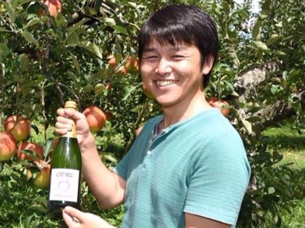 リンゴ農家の後継ぎが目指す「日本シードルマスター協会」発起にかける思い