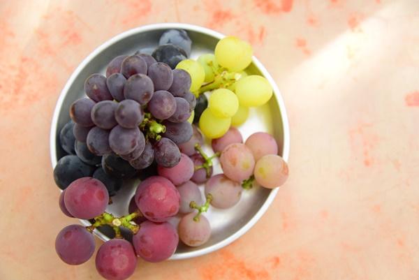 種なしブドウ