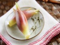 独特の香りが食欲をそそる!夏から秋にかけて「みょうが」を食べよう!