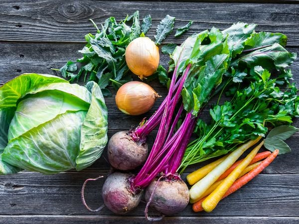 ケールもビーツも意外な料理へ変身 珍しい野菜のおいしい食べ方