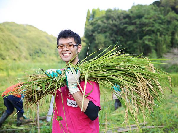 「米づくり」に出会った若者に「稲作」がもたらした人生の転機