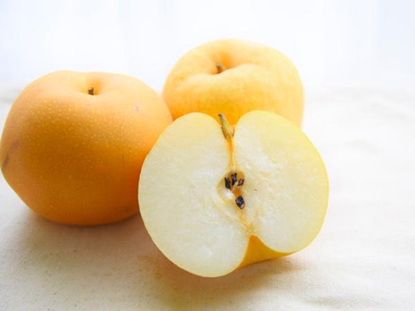 あなたは赤ナシ派? それとも青ナシ派? どっしりとした果実にたっぷりある「ナシ」の秘密