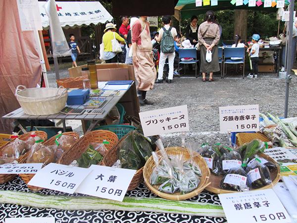 沓澤農園の野菜