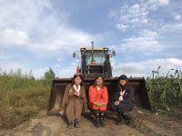 """「未来の農業女子」を育てるチーム""""はぐくみ"""" 大学生が農業の魅力を発信"""