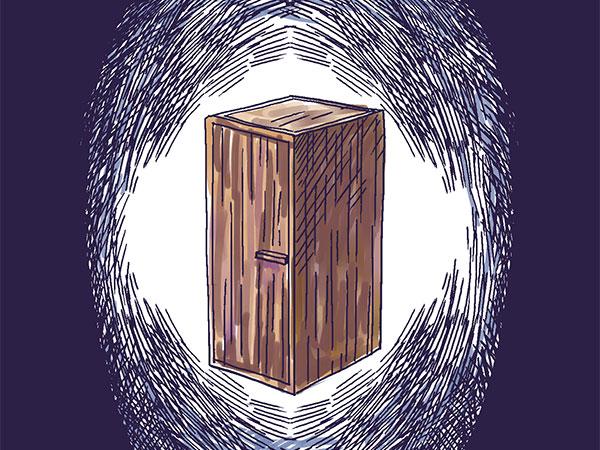 漫画「農家に憧れなかった農家の娘」第7話 農家のトイレ事情 ~夜中の試練~