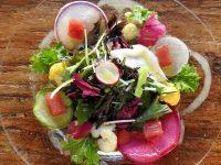 野菜の味にシビれた 脱サラシェフが「野菜が主役の店」を作った理由