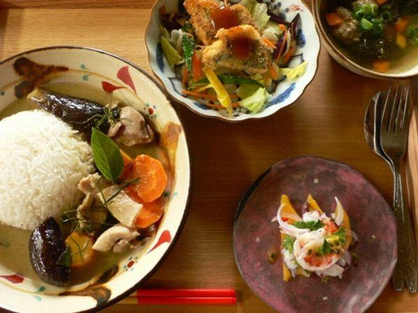 料理は自分の野菜で「タイ料理店×農業」【農業二刀流vol.4】