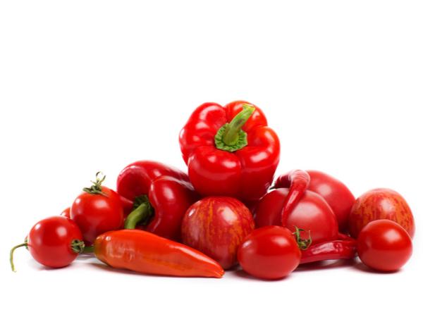 老化防止には「赤」の野菜 美容にも効果的ってホント?【色でわかる栄養ガイド】