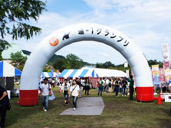 【群馬県】全国のおいしいグルメが大集結 道の駅を食べ尽くす! 道-1グランプリ2017開催