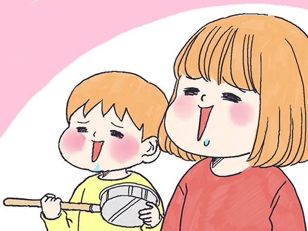 漫画「農家に憧れなかった農家の娘」第10話 小学生あるある~ふしぎな湧き水~