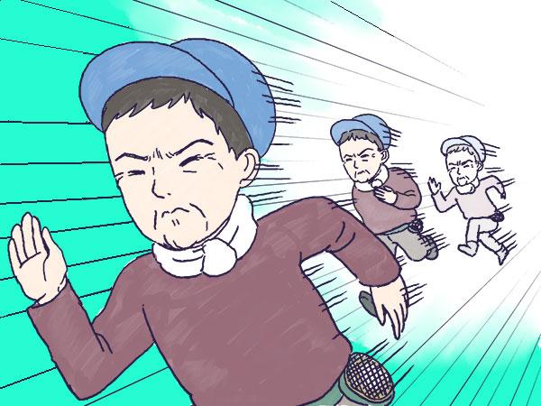 漫画「農家に憧れなかった農家の娘」第11話 じいちゃんのマムシ対処法