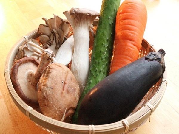 保存食でスローな時間~太陽の恵みでいただく「干し野菜」~