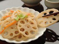 縁起物の食材とされるレンコン 保存法や下準備・調理のコツ【野菜ガイド】