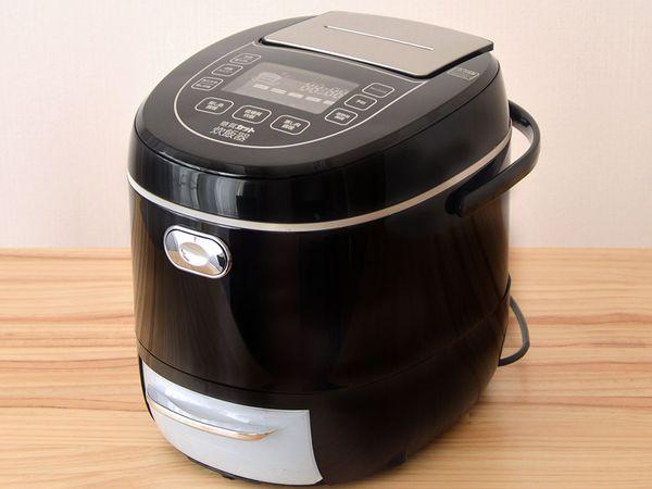 お米の糖質を33%カット!「糖質カット炊飯器」が発売開始