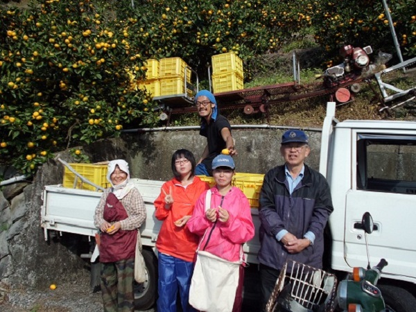 農作業アルバイト
