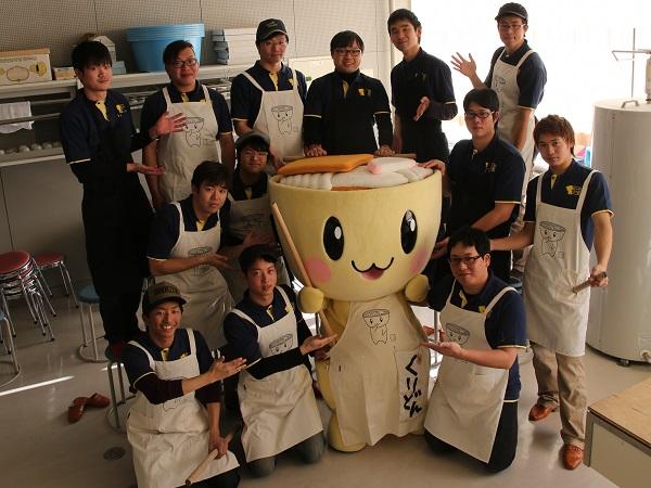 若手農業者 食育活動に「妖精キャラ」なぜ起用?