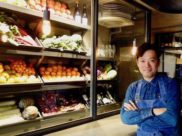 東京のど真ん中から野菜の魅力を発信【八百屋ファイル:槇村野菜笑店】