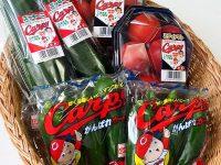 JA全農ひろしま×広島東洋カープ コラボ野菜で収益アップへ