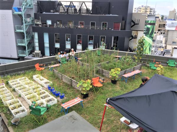 都会の農業を活性化。アーバンファーマーズクラブが結成