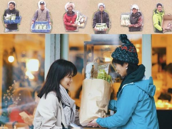 神戸オーガニック農家6人組のCSAファームシェアが近郊農業を変える