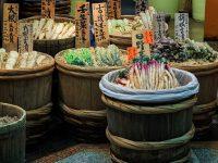 漬物や乾物に! ラッキョウ・シロウリ・ユウガオ・マクワウリ・聖護院カブ【野菜と果物ガイド】