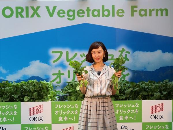 「ORIX Vegetable Farm」六本木ヒルズに期間限定オープン!