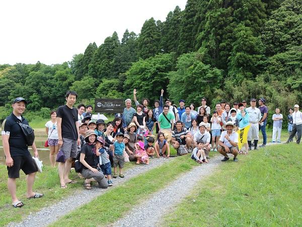 千葉県長南町にマイナビ農業の田んぼが出現!
