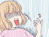 漫画「農家に憧れなかった農家の娘」第19話 虫に悩む季節