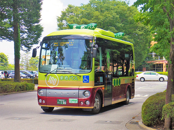甘みたっぷり! 至極の枝豆を求め、「まめバス」が走る千葉県野田市へ