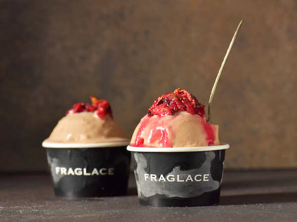 今夏はアイスでバラを楽しむ!? エディブルフラワーを使った「FRAGLACE」