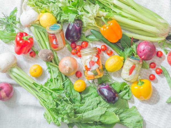 泉州野菜をピクルスに。日本の食卓を彩る、idsumiピクルス