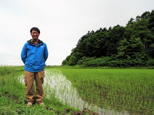 棚田で作る日本一の米 20代農家の「攻める米作」とは
