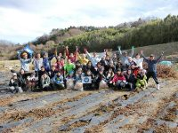 オーガニックコットンを福島から! 地域課題を解決する農業で復興