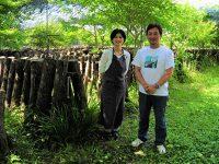世界農業遺産で生きる新規就農者に聞く、原木しいたけとクヌギ林の密な関係