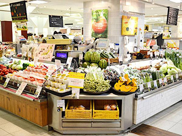 銀座の八百屋・りょくけん東京 元祖・永田農法で育てた野菜が評判を呼ぶ